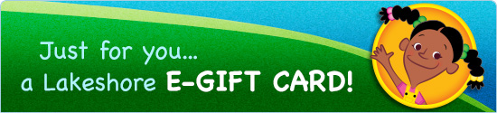 E-gift card details
